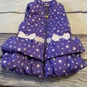 Puffy Vest by Kids Headquarters-Size 4T